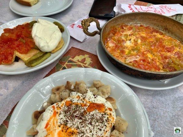 dove mangiare dintorni Izmir Efeso