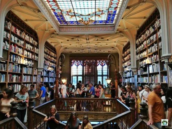 Livraria Lello cosa vedere a Porto