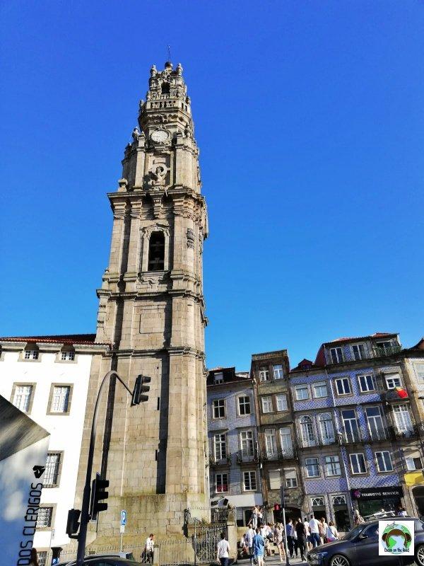 Porto cosa vedereTorre e Igreja Dos Clerigos