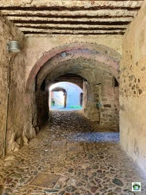 vicoli medievali Bagolino