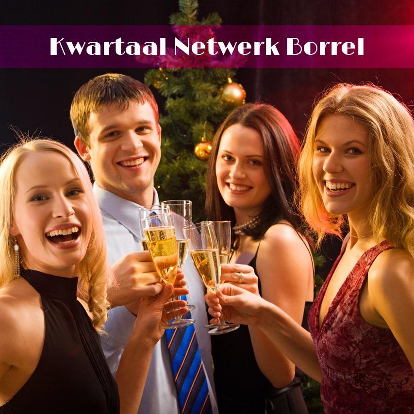 Kwartaal Netwerkborrel Logo