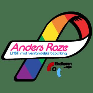 Anders Roze - LHBTI met een verstandelijke beperking - logo