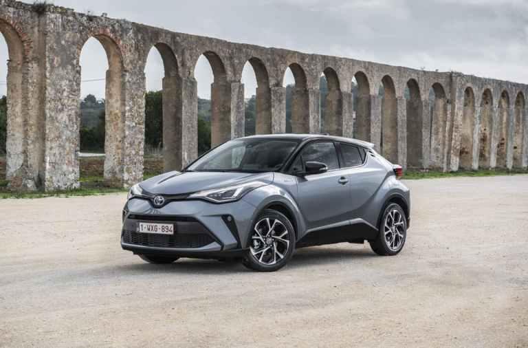 Toyota C-HR Hybrid en segovia