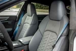 asientos del Audi R7 Sportback