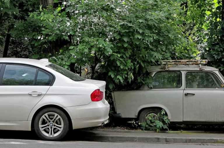 Las dimensiones de los coches ¿por qué siguen aumentando