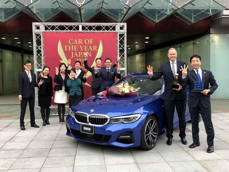 Toyota RAV4 es coche del año 2019 en Japón