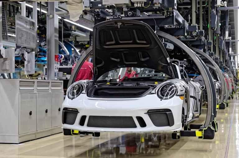 Porsche 991, fabricado el último ejemplar
