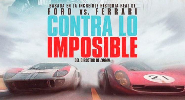 Le Mans '66, el desafío Ford-Ferrari gana dos premios Oscar 2020