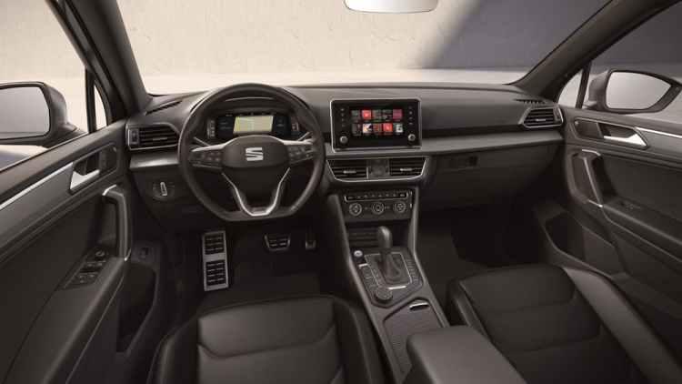 Más dinámico y exclusivo así es el nuevo Seat Tarraco FR