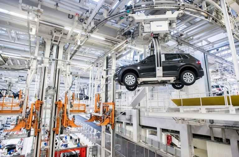 Alemania, la industria automotriz