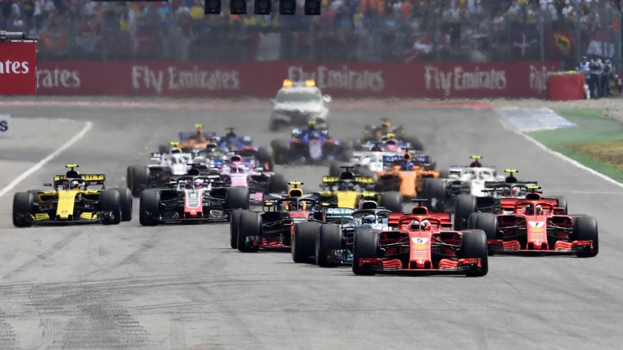 Formula 1 GP Alemania 2018