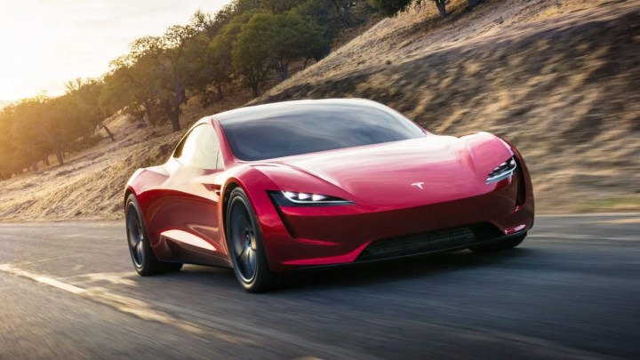 Nuevo Tesla Roadster 2020