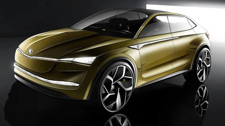 Skoda confirma que su coche eléctrico RS llegará pronto