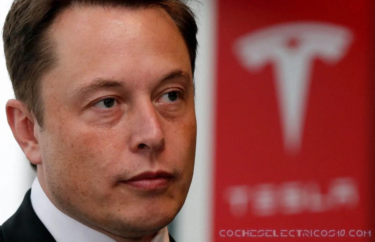 Elon Musk Ceo de Tesla
