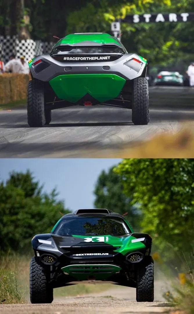 coche ODYSSEY21
