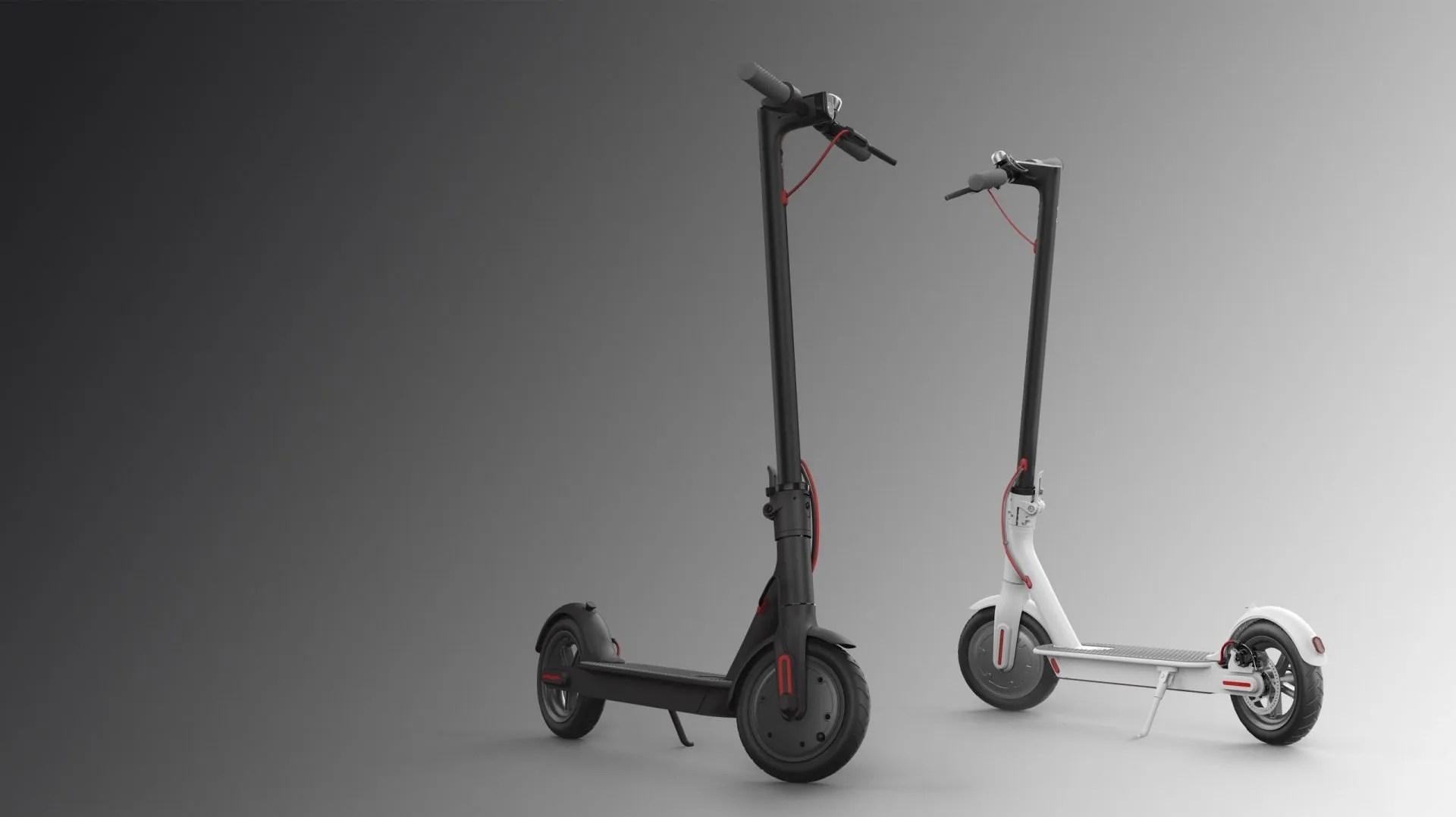 patinetes xiaomi mi scooter