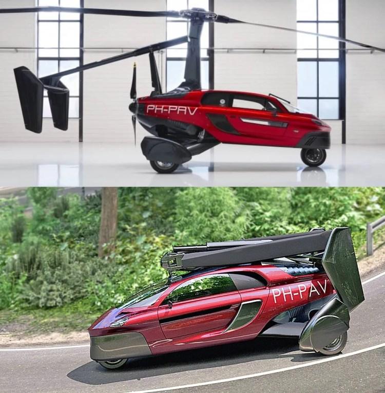 PAL-V coche volador