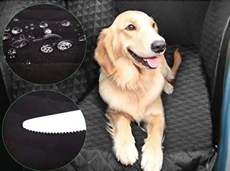 Funda para coche para viajar con mascotas