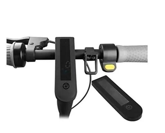 accesorio para proteger la pantalla del patinete eléctrico