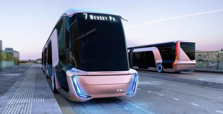 Ecotrace: el autobús del futuro