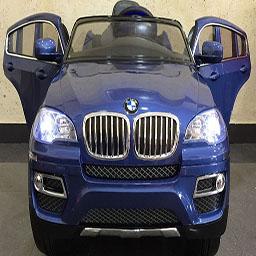 coches electricos para niños bmw x6