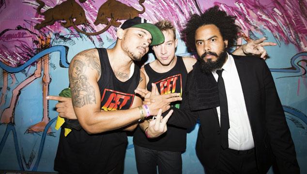imagen Escucha la nueva canción de Major Lazer con Nicki Minaj y Partynextdoor
