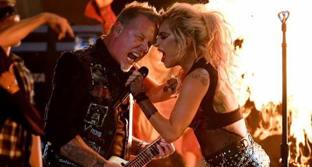 imagen Lars Ulrich dice que Lady Gaga es la quinta integrante de Metallica y que van a trabajar juntos