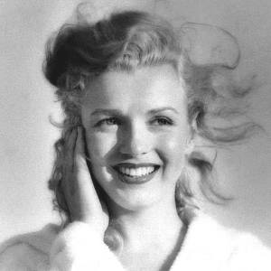 Marilyn Monroe radiant