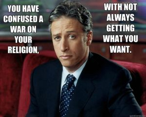 war on religion