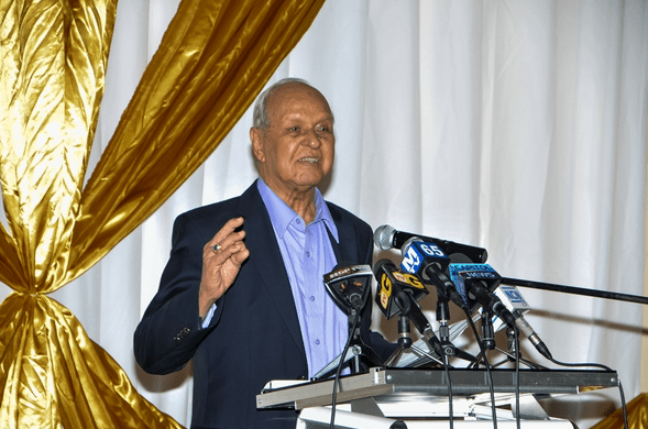 Dr. Yesu Persaud calls for a change of government ...