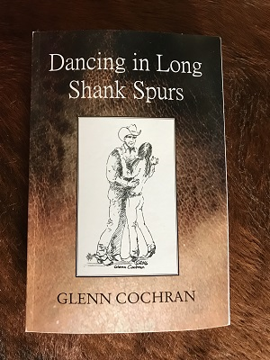 Picture of the book Dancing In Long Shank Spurs