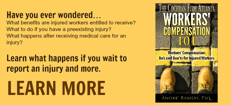 Atlanta workers compensation attorney