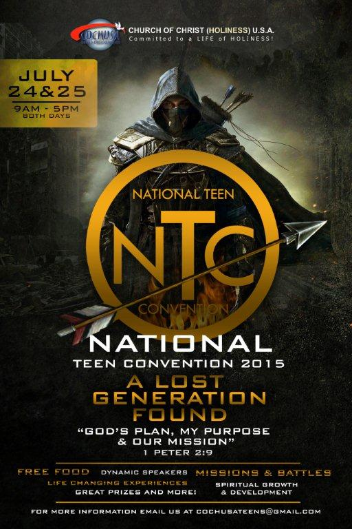 Teen Convention 42