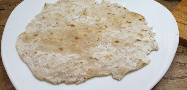 ¡ PAN DURUM ! Elaboración del pan de pita