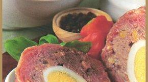 Pan de carne con panceta