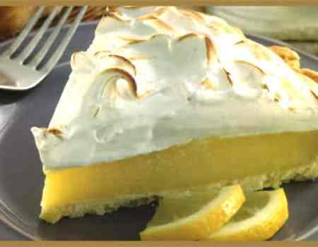 lemon pie cremoso