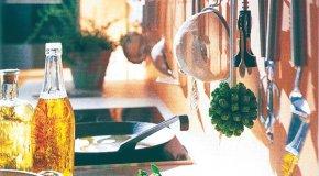 Elegir complementos de cocina para el otoño