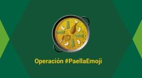 La campaña de Arroz La Fallera para el Paella Emoji