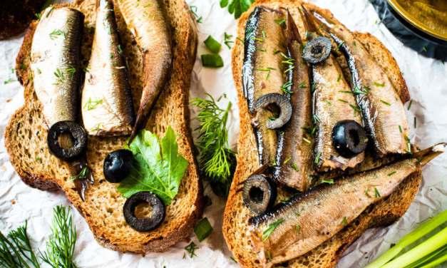 6 recetas fáciles y económicas de aperitivos con sardinas [Selección de vídeo-recetas]