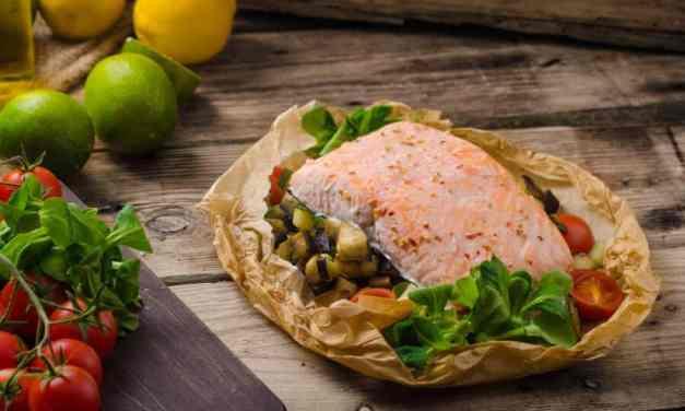 9 recetas fáciles para cocinar pescado en papillote [Selección de vídeo-recetas]