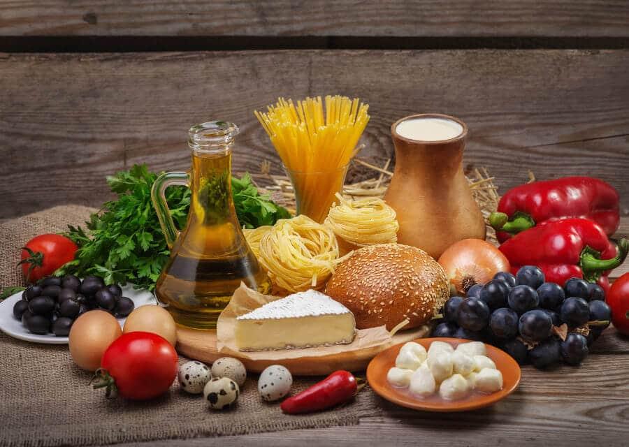 Clasificación de los nutrientes según su función en el organismo