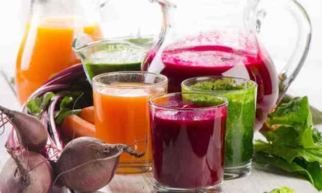 ¿Son eficaces los jugos para bajar de peso?