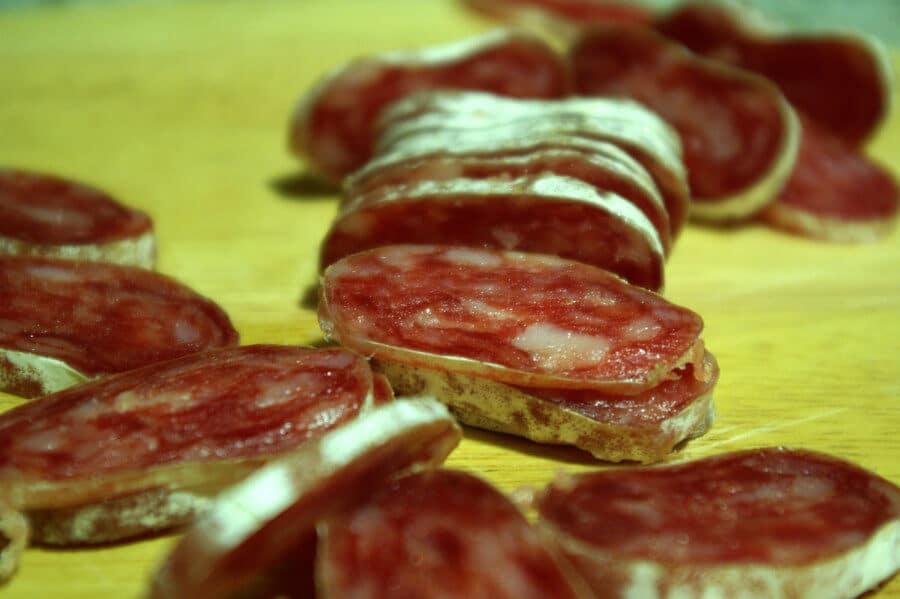 Fuet: Embutido tipico catalan