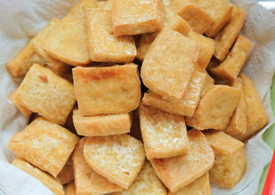 como conservar el tofu abierto