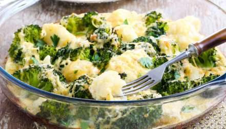 6 Recetas Fáciles Con Brócoli Y Coliflor Para Chuparse