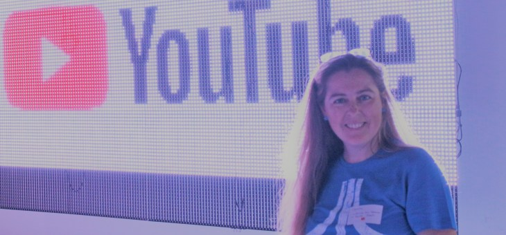 Evento Youtube – Día del Creador en Sevilla #YTCreatorDay #YouTubeSVQ