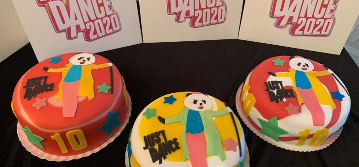 Just Dance Cakes