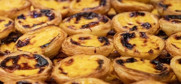 DIRECTO: Pasteles de Belém o Pastéis de nata portugueses