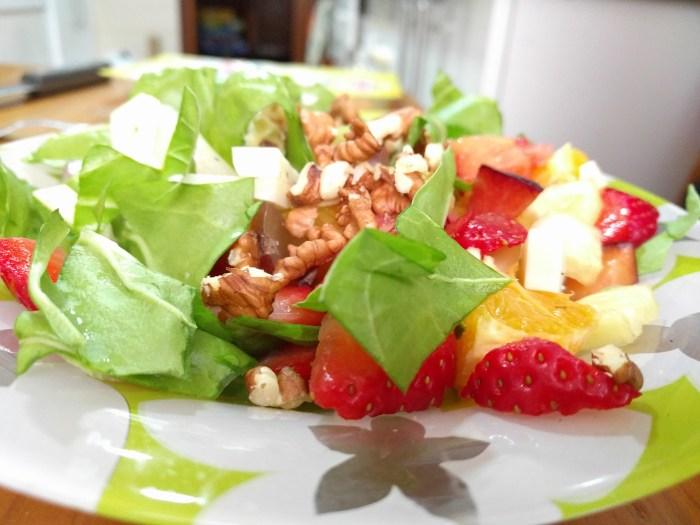 Ensalada frutas