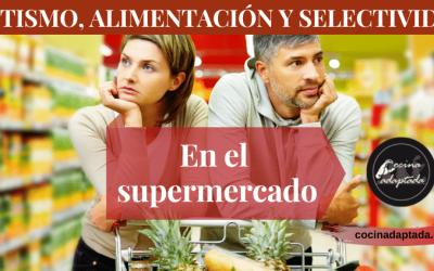 ALIMENTACIÓN Y SELECTIVIDAD | CAMBIO DE ENVASES